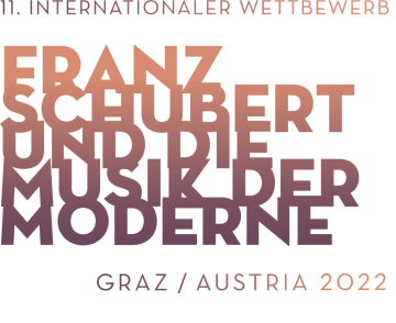 "Graz - International Competition ""Franz Schubert and Modern Music"""